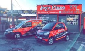 Joy's Pizza
