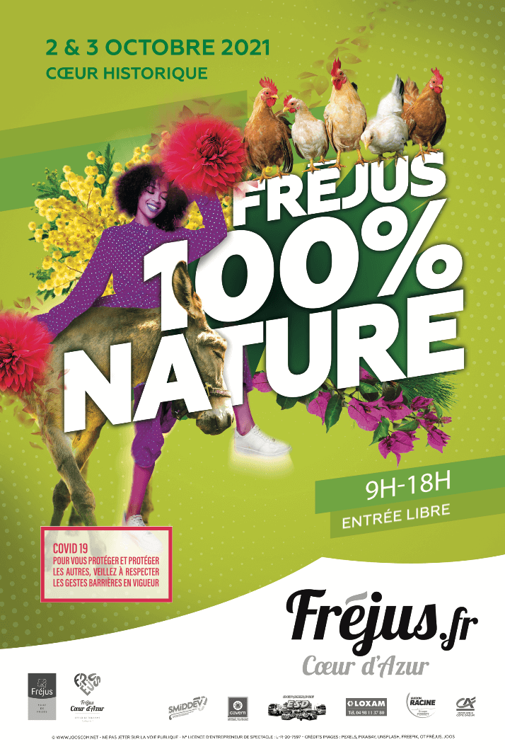 Fréjus 100% Nature