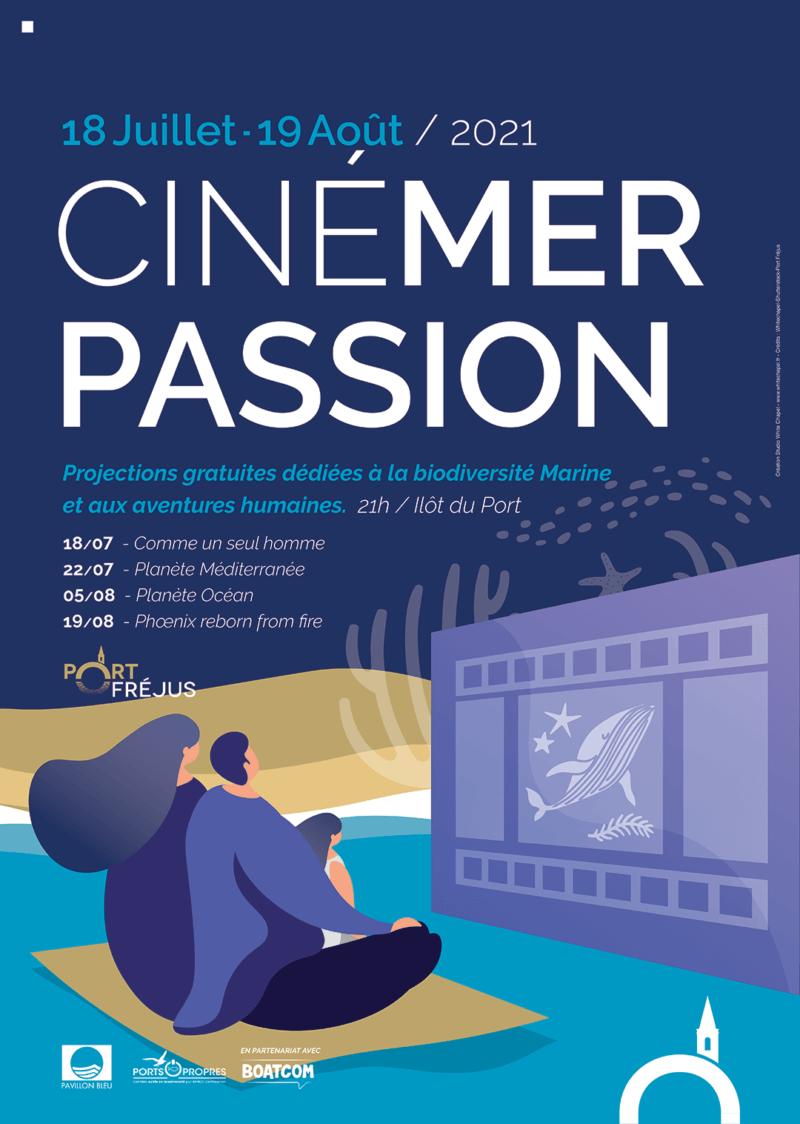 """Ciné-Mer-Leidenschaft """"Mediterranean Planet"""""""